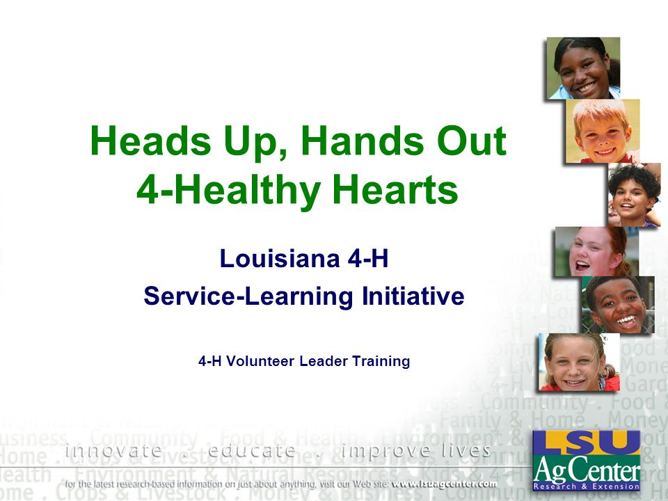 Service-Learning Youth Benefits Academic –Improved Problem Solving Skills –Higher Attendance Rates –Higher State Basic Test Scores –Increased Language and Reading Achievement Test Scores –Higher Grades –Sense of Educational Accomplishment