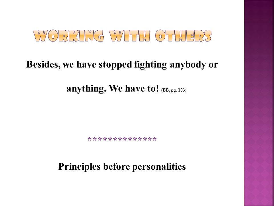 Setting boundaries is not about setting up brick walls. ****** Assertive vs. aggressive