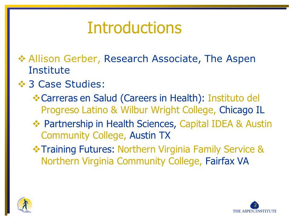 Instituto del Progreso Latino & Wilbur Wright College, cont.