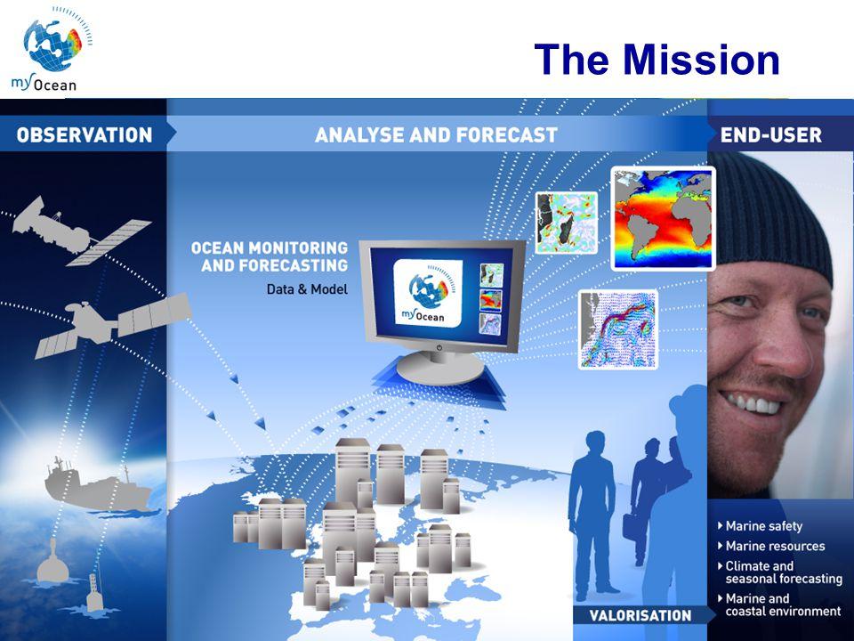 Marine Core Service The Mission