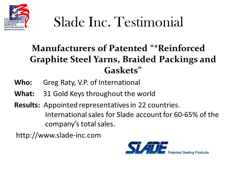 Slade Inc.