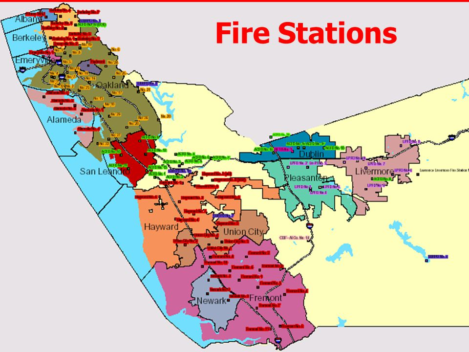 Fire & EMS Services Growth & Facilities Growth & Population Projections 911 calls will increase with growth Senior growth Growth areas Infrastructure Needs Unfunded station deficiencies Unfunded training deficiencies Emergency Medical Dispatch Opportunities for Shared Facilities Dispatch regionalization Training facilities