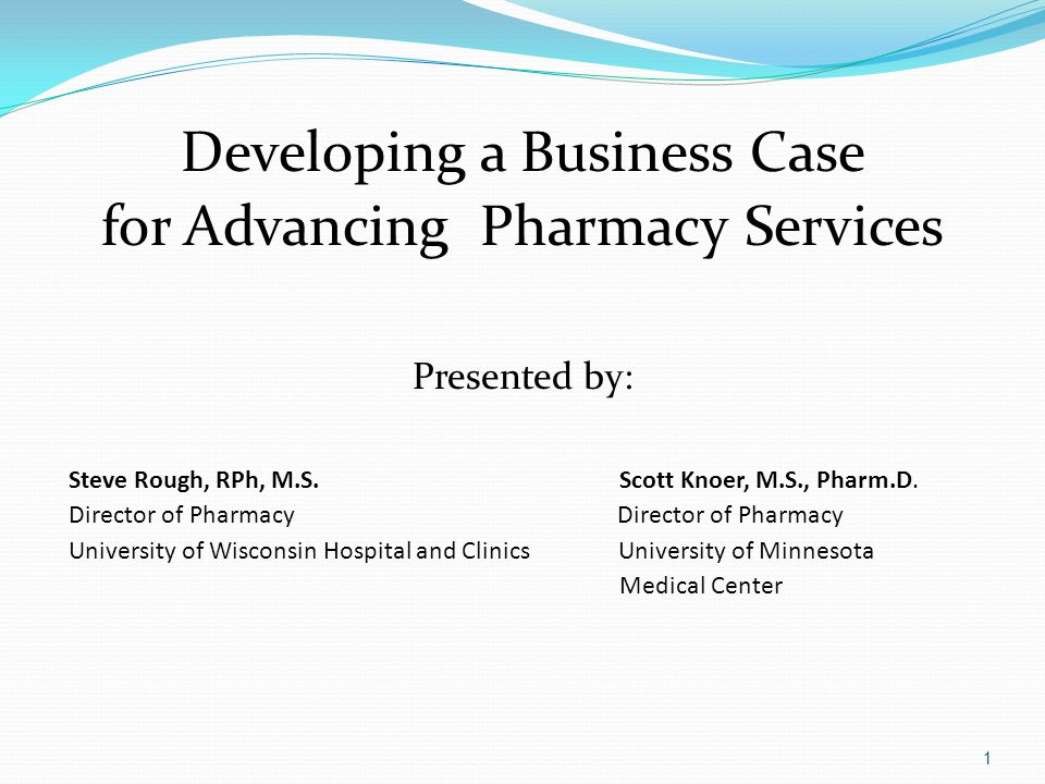 Step 5 & 6: Execute and Measure Once approved, get started quickly Develop protocol or procedures Use forms from other organizations Involve pharmacy clerkship students/residents Consider pharmacy technicians if pharmacists arent easy to find If new FTEs are not approved Work on putting a pharmacist in the ED Physicians may see big impact Have pharmacy develop forms and procedures for other disciplines, and provide training Keep trying Measure and report outcomes 52