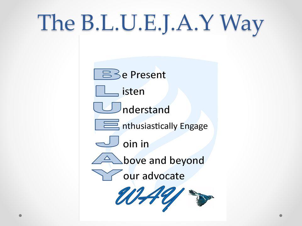 The B.L.U.E.J.A.Y Way