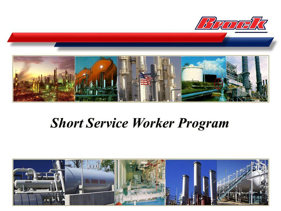 Short Service Worker Program