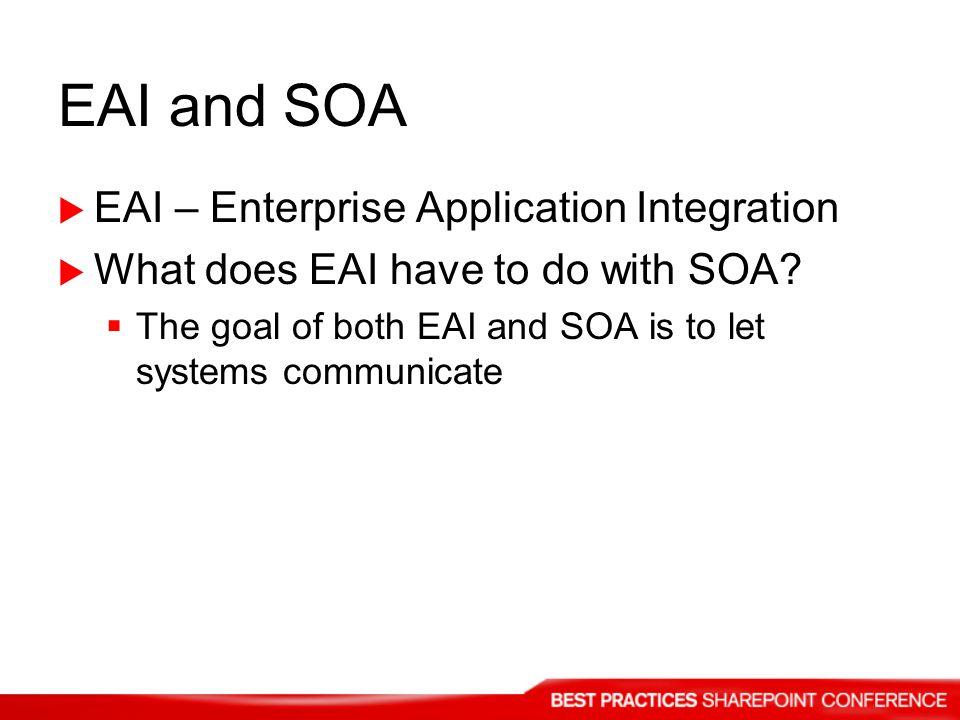 SOA Intro SOA: Service Oriented Architecture SOA is architecture, not technology