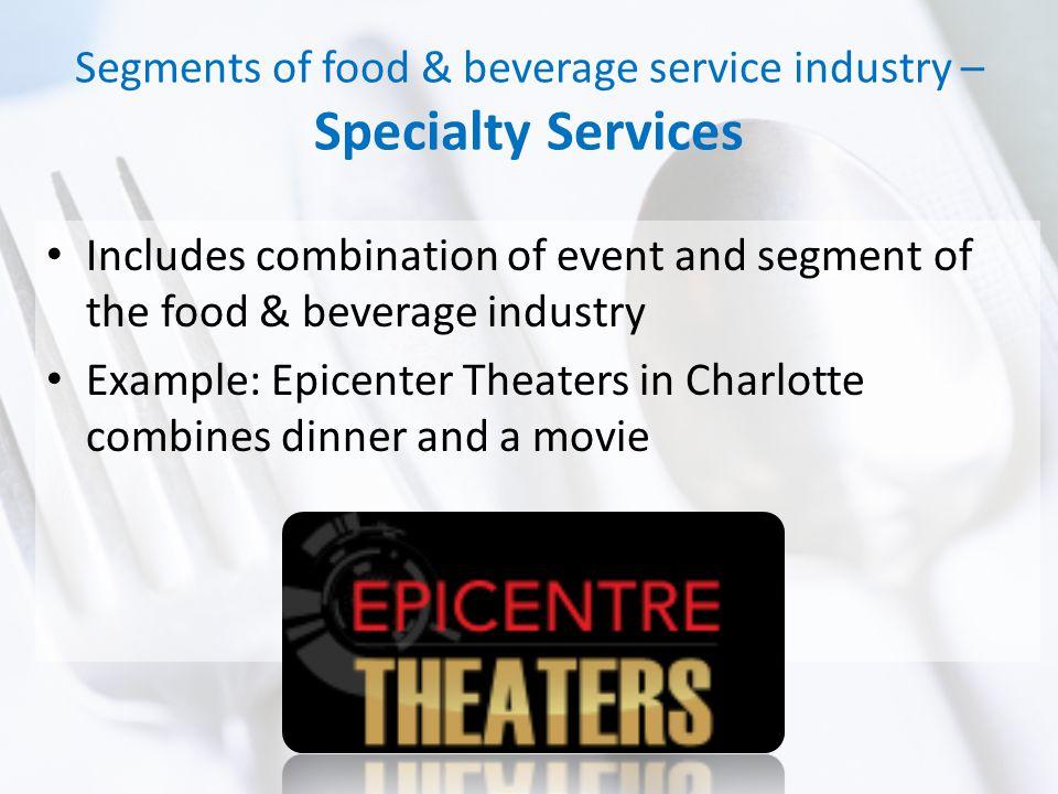 History of food & beverage services 1.Harry M. Stevens- H.M.