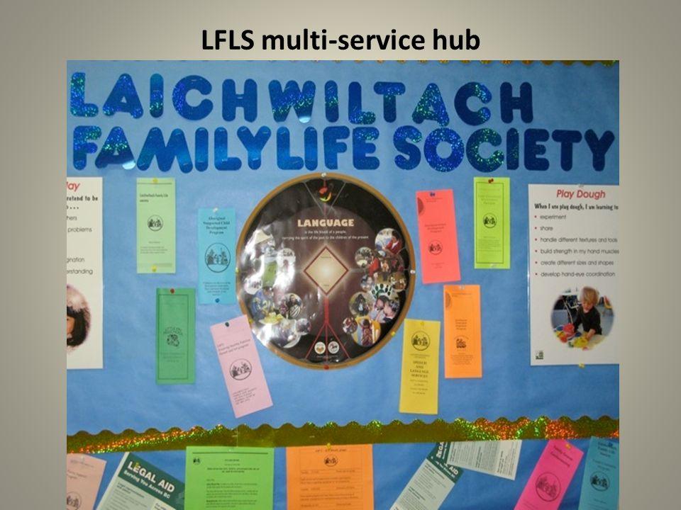 LFLS multi-service hub