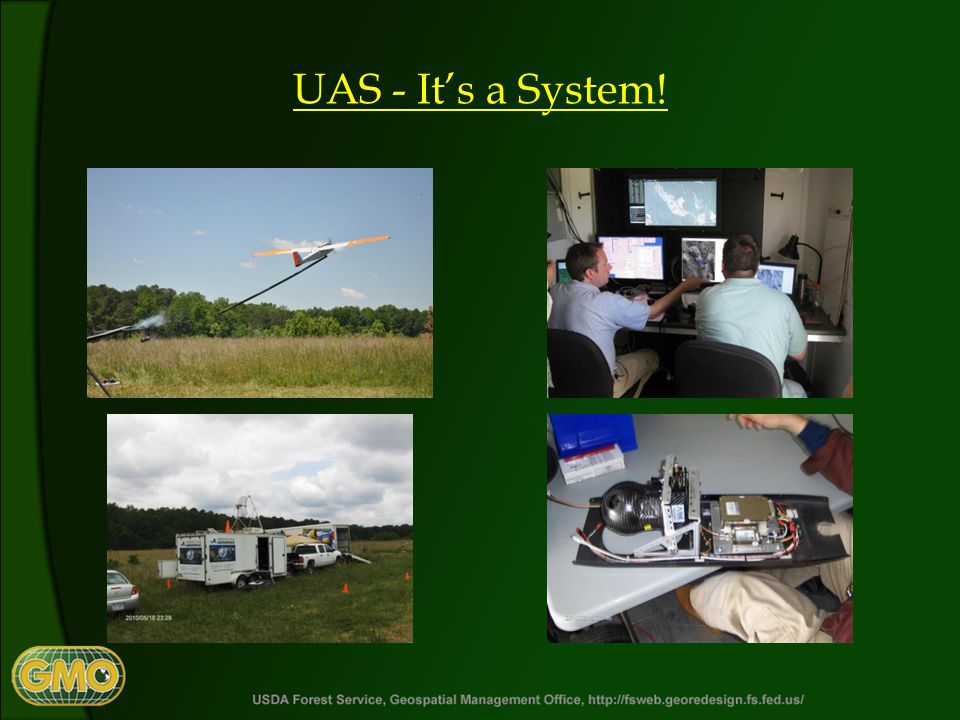 UAS - Its a System!