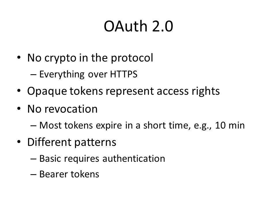 OAuth 1.0