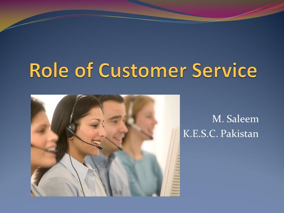 M. Saleem K.E.S.C. Pakistan