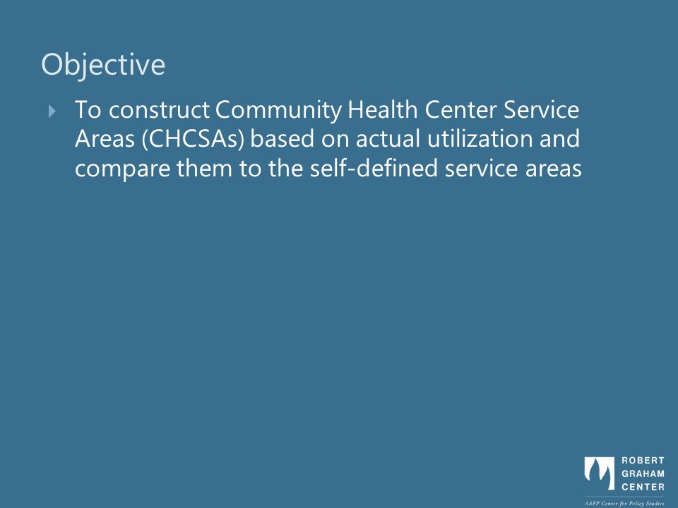 Objective To construct Community Health Center Service Areas (CHCSAs) based on actual utilization and compare them to the self-defined service areas
