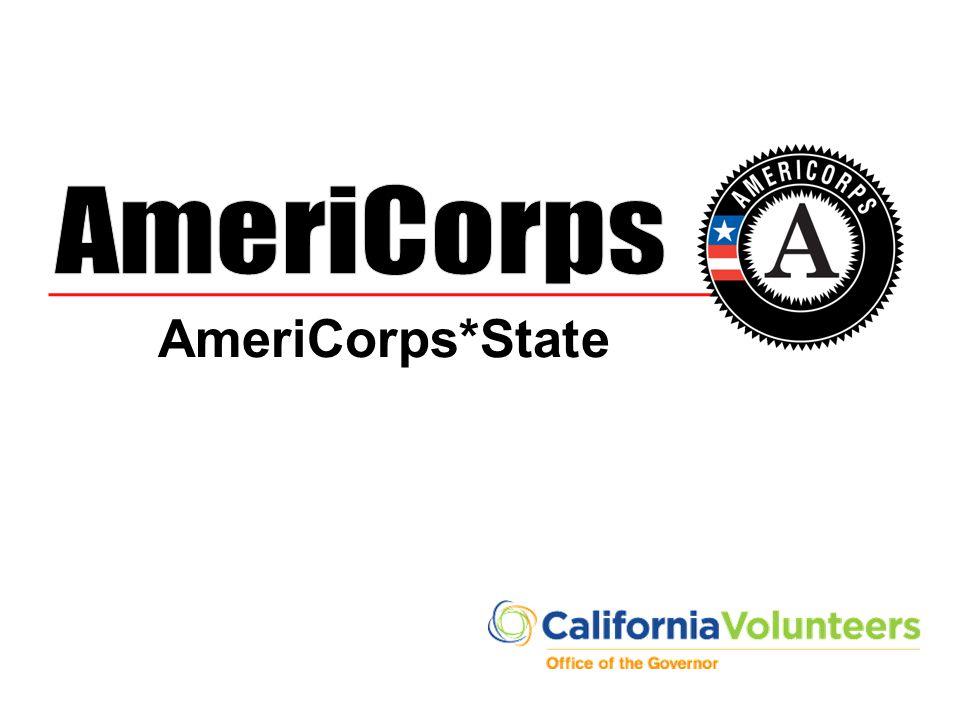 AmeriCorps*State