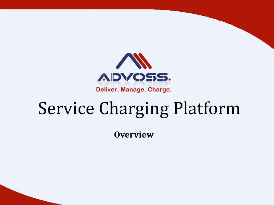 Service Charging Platform Overview
