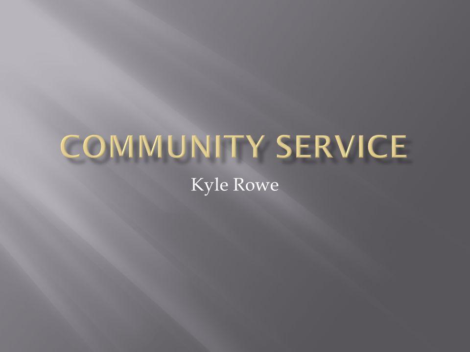 Kyle Rowe