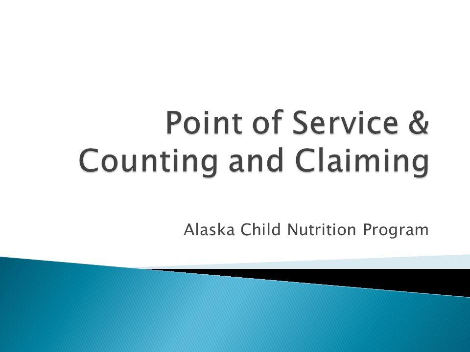 Alaska Child Nutrition Program