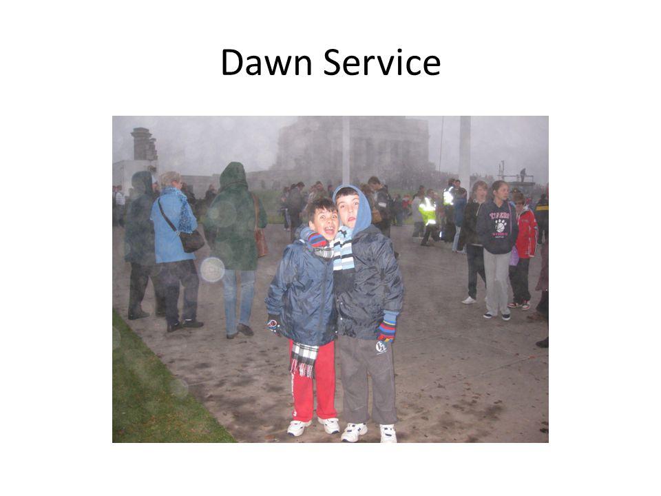 Dawn Service