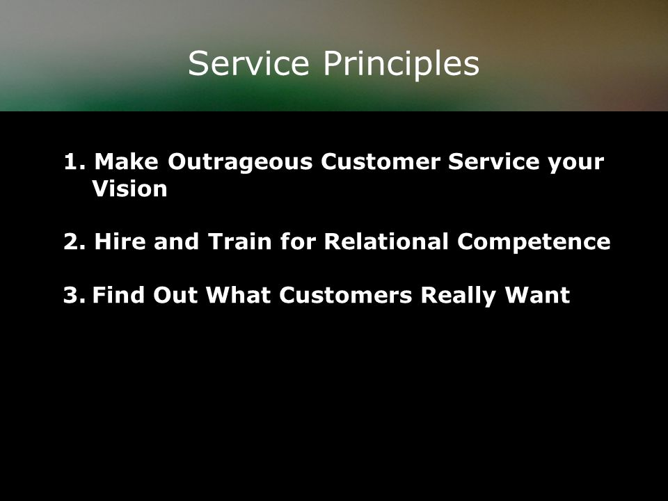 Southwest Airlines is a Customer Service company that happens to be in the transportation industry.