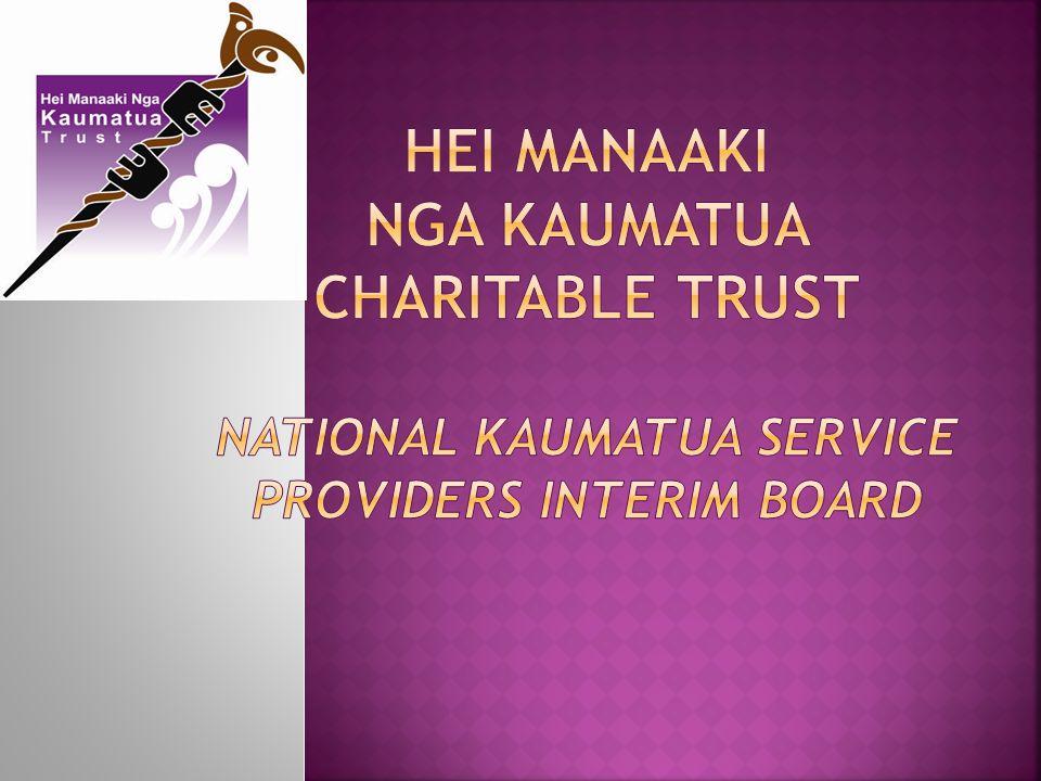 Te Amorangi ki mua, Ko te Haapai oo ki muri Amorangi refers to our Kaumātua and holding them in the highest esteem.