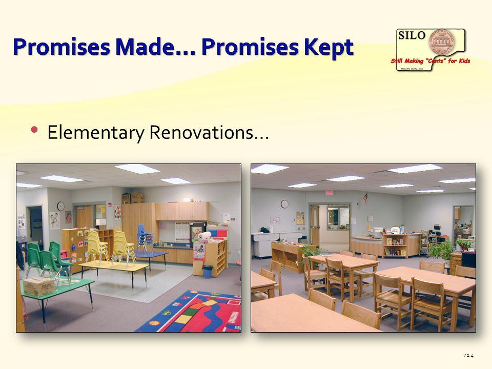Elementary Renovations… v 1.4