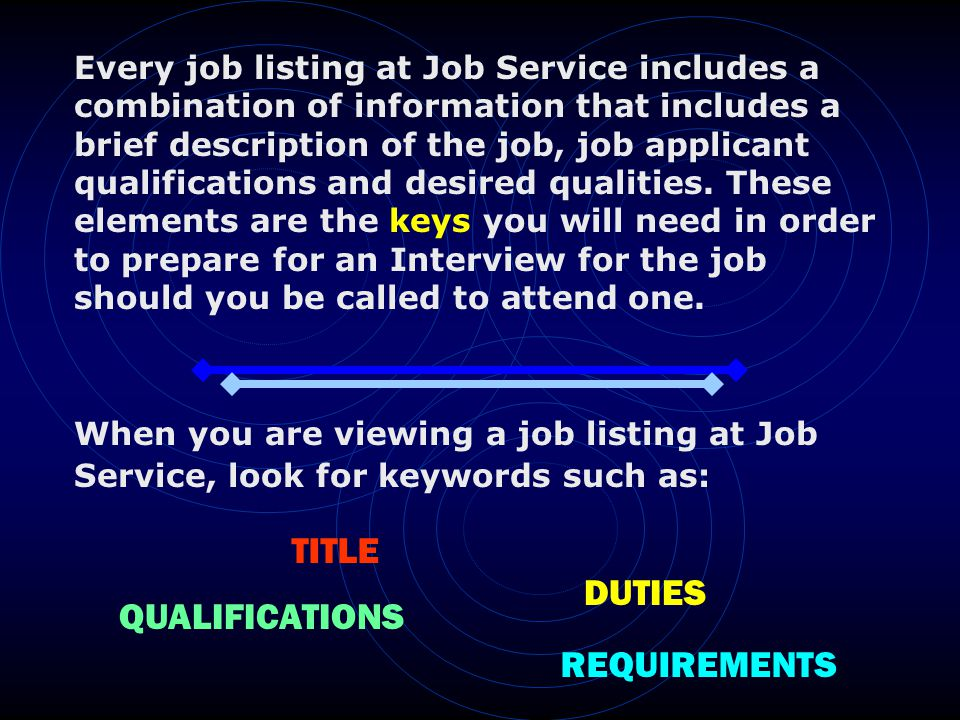 Here s a description for a job listing that is for a sales manager.