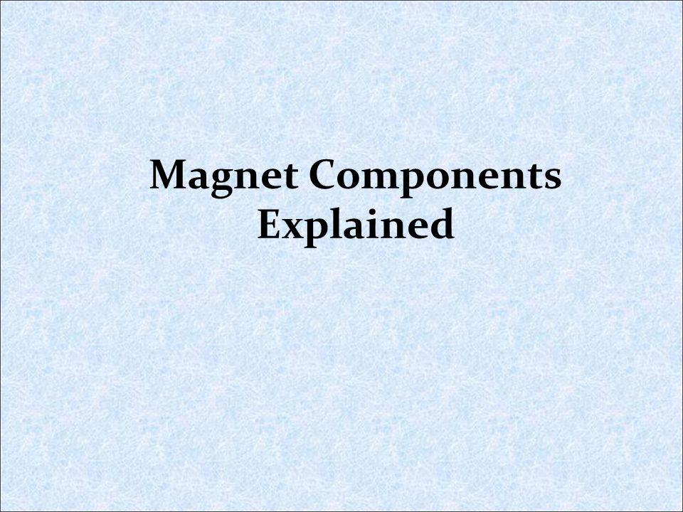 Magnet Components Explained