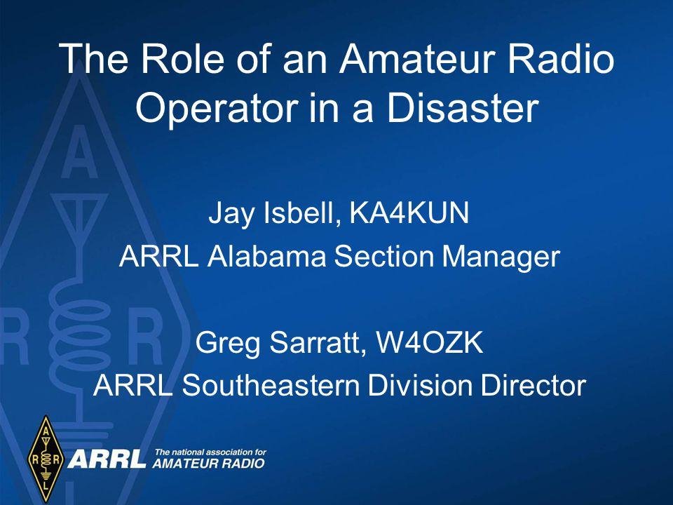 What is Amateur (HAM) Radio.