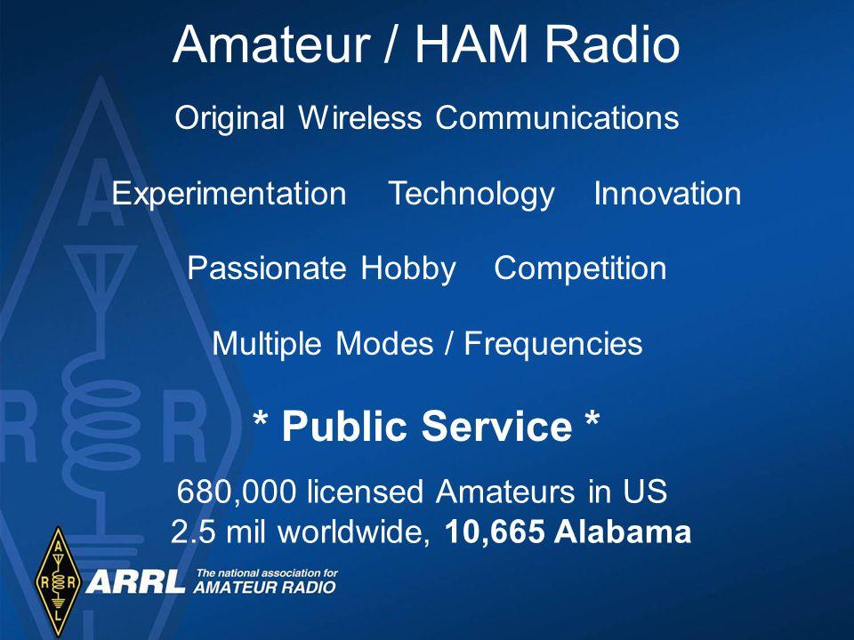 Icom IC-2820 transceiver Alabama Hospital Program