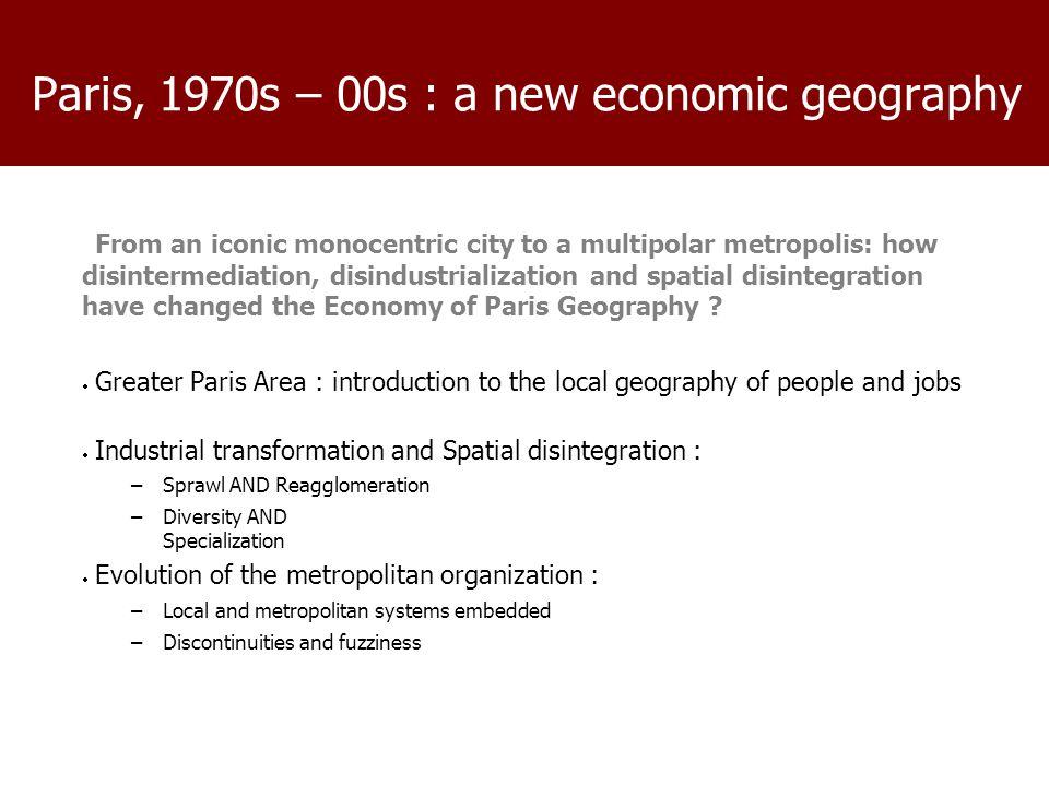 Greater Paris Area - within the Paris Basin