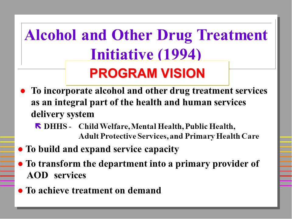 l Have an Alcohol and Other Drug Assessment l Begin Your Alcohol and Other Drug Treatment l Begin Drug Testing l Stay Clean and Sober EIS Tips for Parents How to Get Started