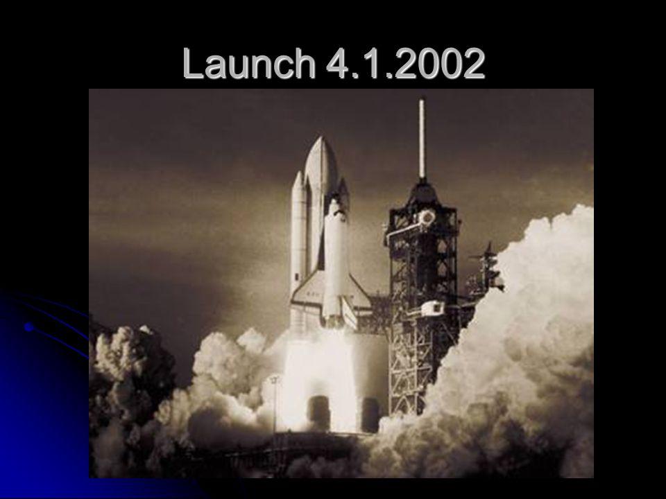 Launch 4.1.2002
