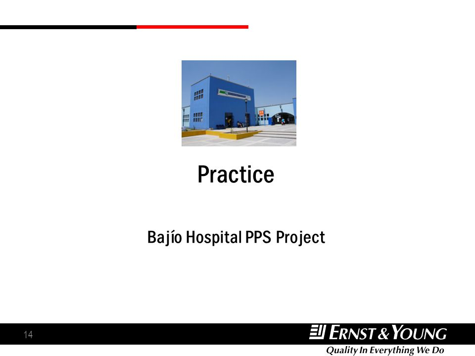 14 Practice Bajío Hospital PPS Project
