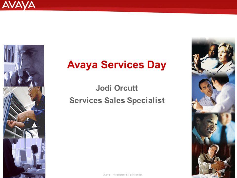 9 © 2006 Avaya Inc.All rights reserved. Avaya – Proprietary & Confidential.