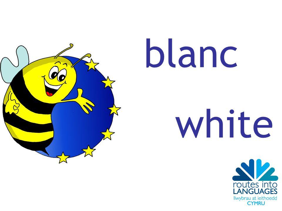 blanc white