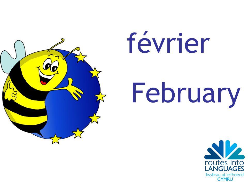 février February