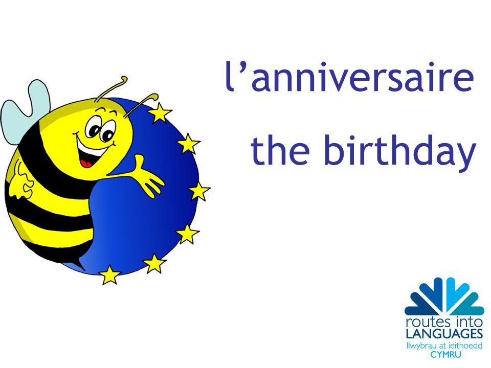 lanniversaire the birthday