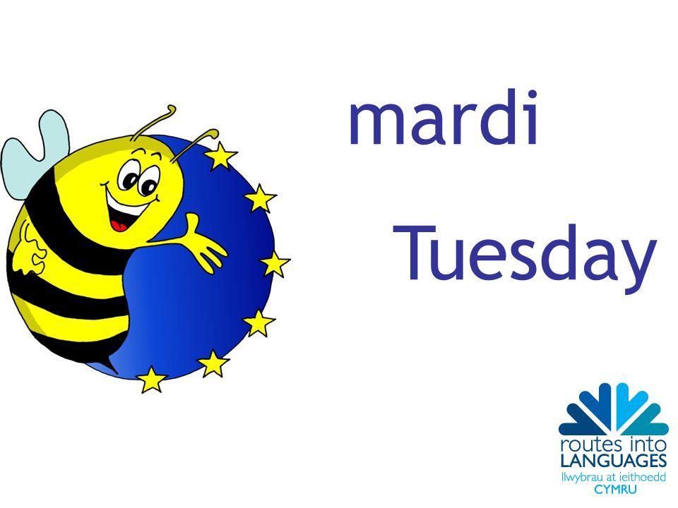 mardi Tuesday