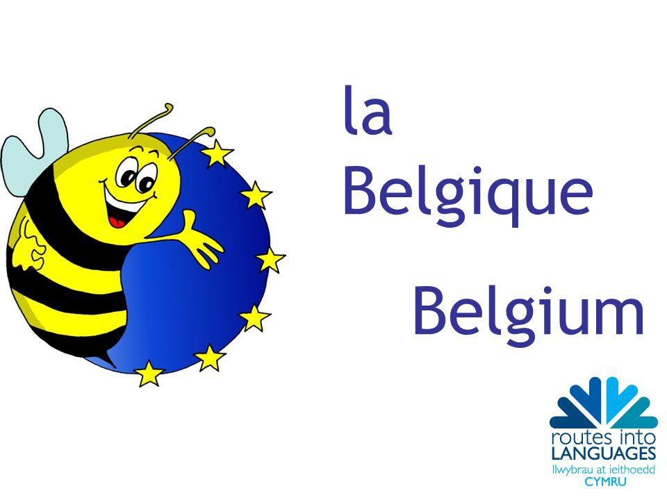 la Belgique Belgium