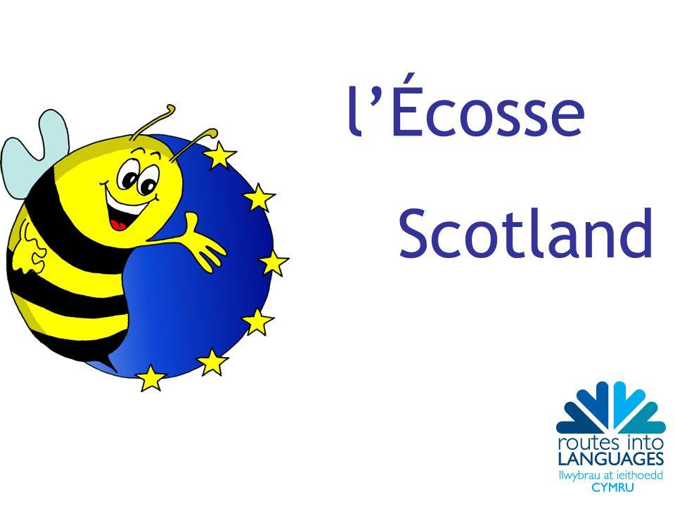 lÉcosse Scotland