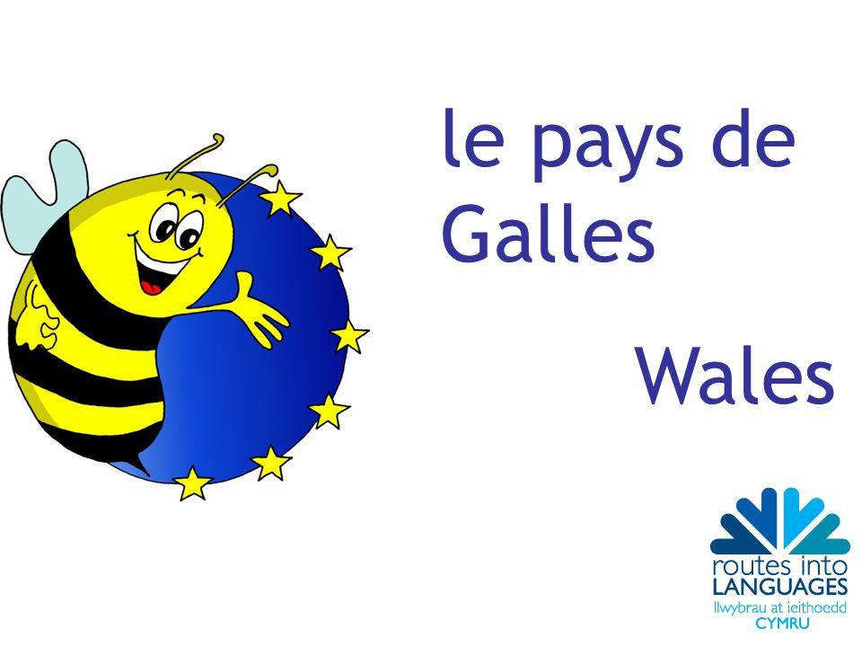 le pays de Galles Wales