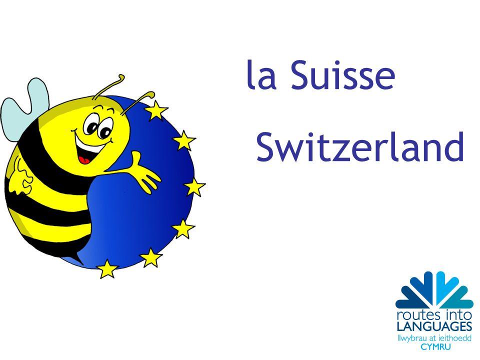 la Suisse Switzerland