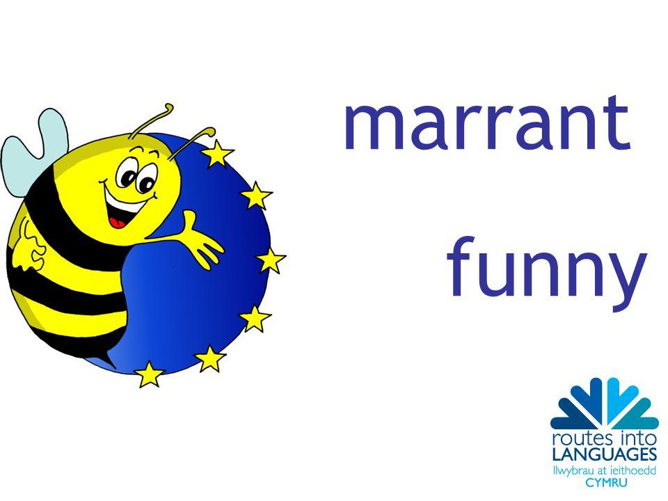 marrant funny