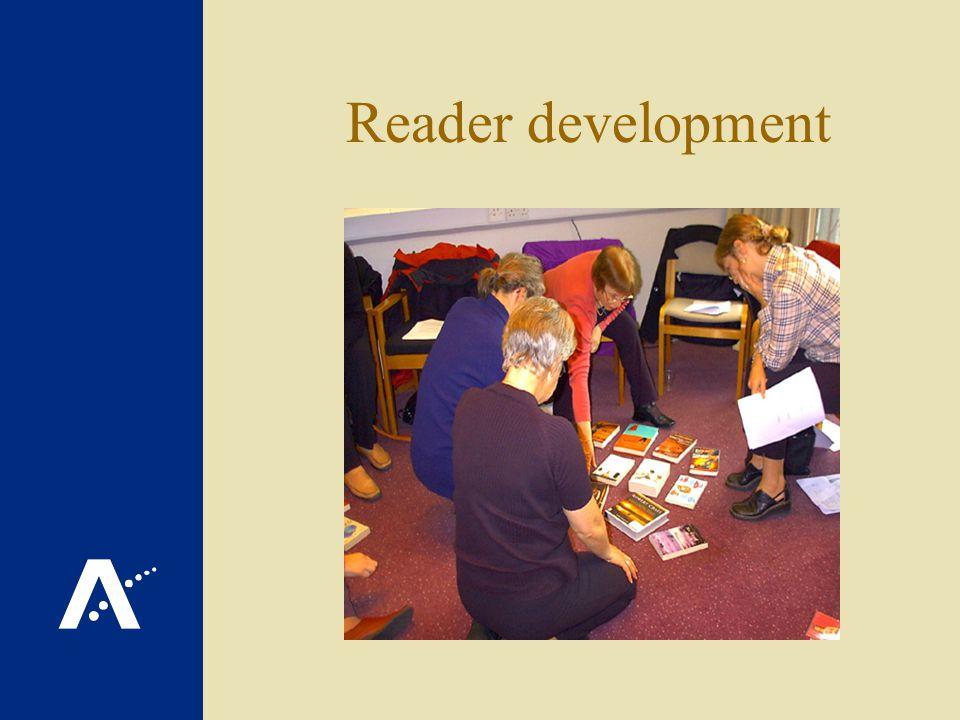 Reader development