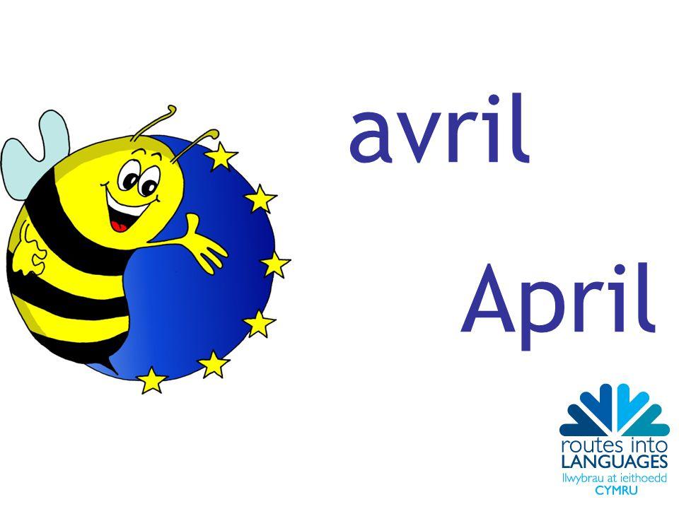 avril April