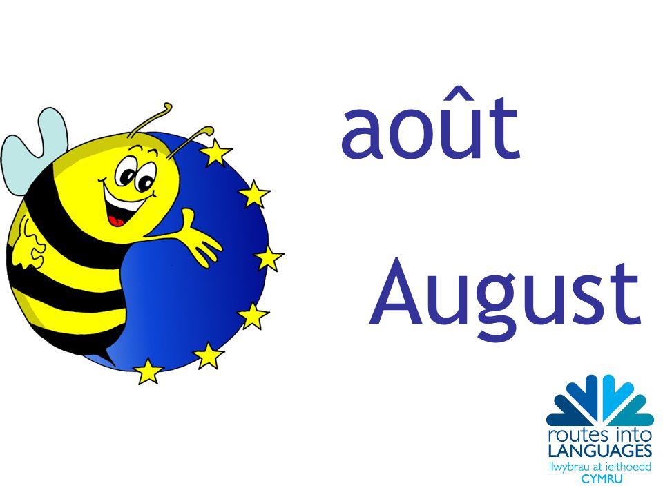 août August