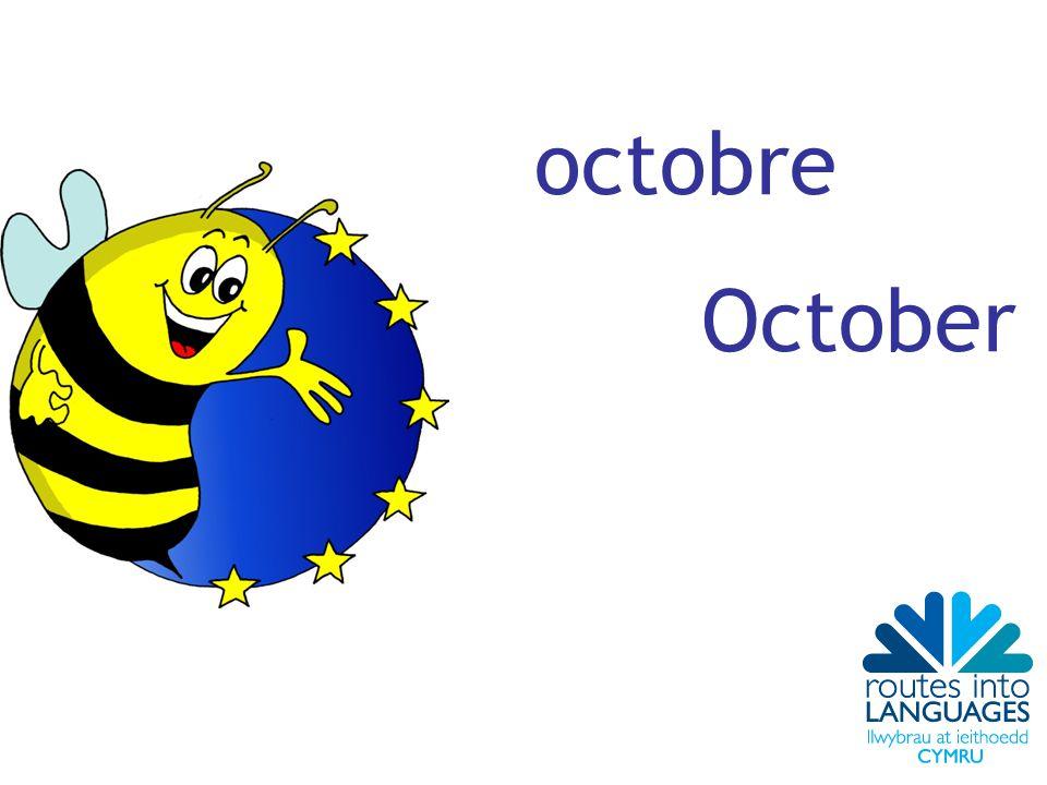 octobre October