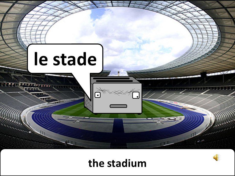 the station la gare