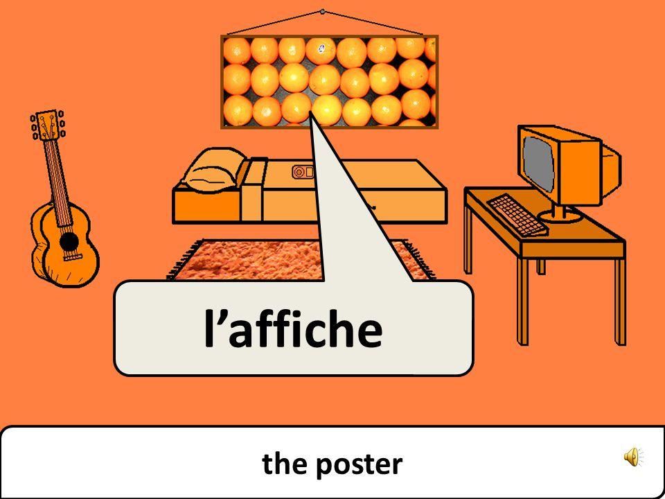 the carpet la moquette