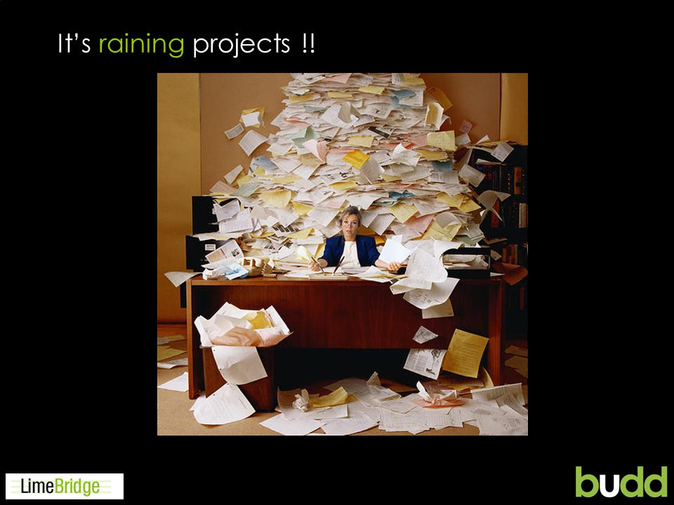 Its raining projects !!