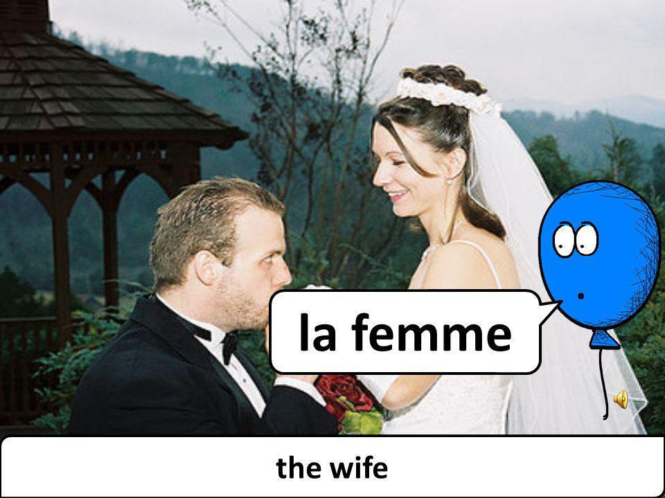 the husband le mari